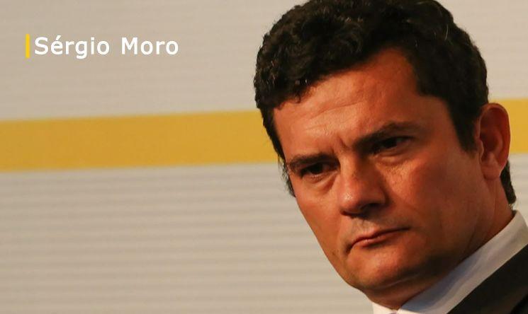 Resultado de imagem para Moro: políticos não têm interesse em combater a corrupção