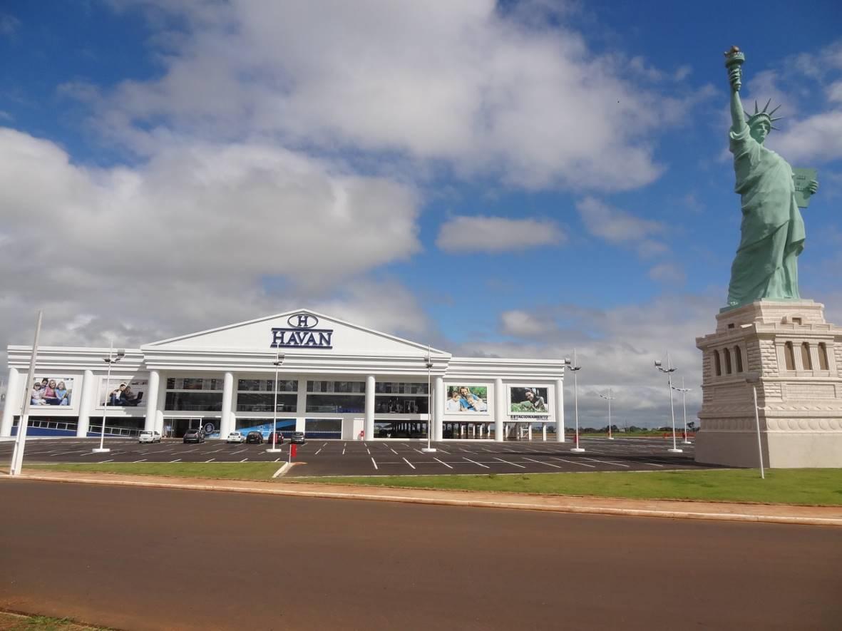 88ac8e043 Grupo Havan inaugura loja em Brasília nbsp