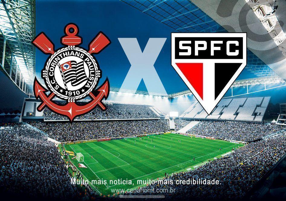 33cd9f722a060 Corinthians e São Paulo se enfrentam neste domingo em jogo pela final do campeonato  paulista de 2019.