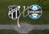 Jogo do Grêmio ao vivo: veja onde assistir Ceará x Grêmio na TV e online pelo Campeonato Brasileiro