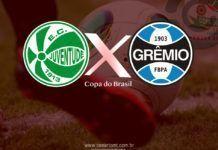 Juventude x Grêmio: onde assistir e horário do jogo pela Copa do Brasil