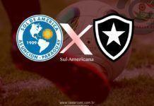 Saiba onde assistir a Sol de América x Botafogo, pela Sul-Americana
