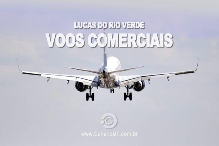 Reunião debaterá viabilidade econômica para oferta de voos comerciais em Lucas do Rio Verde