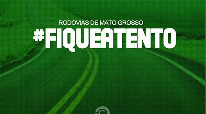 RODOVIAS DE MATO GROSSO