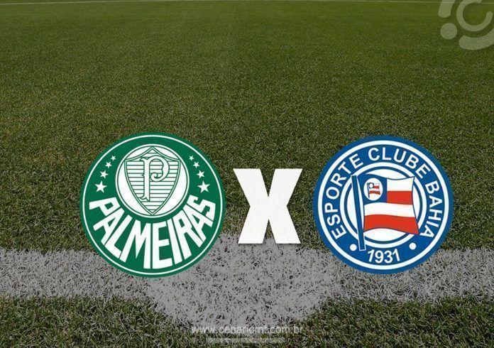 Palmeiras x Bahia: Palmeiras e Bahia se enfrentam neste domingo, às 16 horas (de Brasília), na arena palmeirense, em São Paulo.