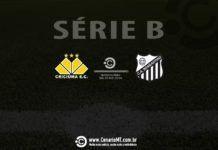 Série B 2019: como assistir ao vivo online ao jogo Criciúma x bragantino