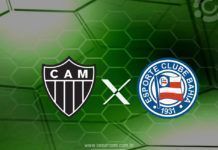 Atlético-MG x Bahia