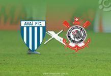Avaí x Corinthians se enfrentam neste domingo (25), às 19h, na Ressacada, em Florianópolis, pela 16ª rodada do Campeonato Brasileiro 2019