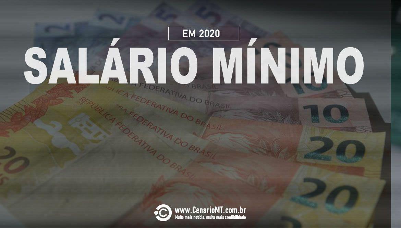 Resultado de imagem para GOVERNO PROPÕE SALÁRIO MÍNIMO DE R$ 1.039 EM 2020