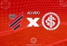 Saiba onde assistir Athletico-PR x Internacional, jogo da final da Copa do Brasil