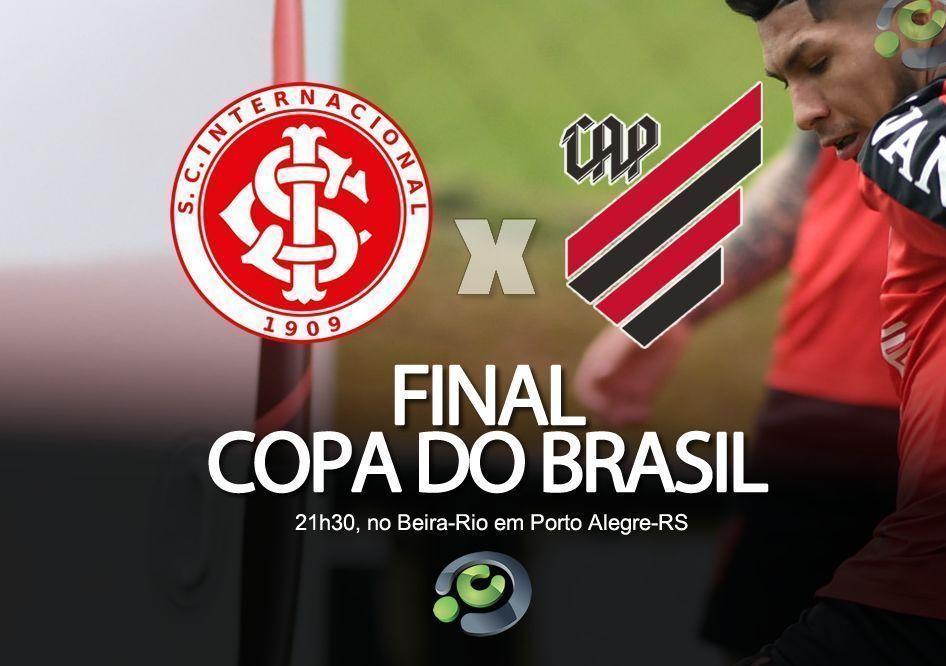 Inter X Athletico Pr Como Assistir O Jogo Da Final Da Copa Do Brasil Cenariomt