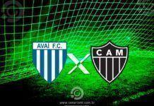 Avaí x Atlético-MG