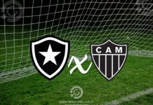 Onde assistir Botafogo x Atlético-MG neste domingo pela pela 18ª rodada do Brasileirão.