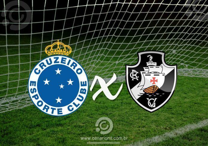 Onde assistir Cruzeiro x Vasco em duelo de times que tentam confirmar reação no Campeonato Brasileiro.
