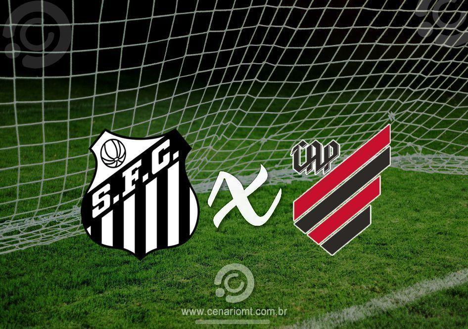 Jogo Do Santos Ao Vivo Veja Onde Assistir Santos E Athletico Na Tv E Online Pelo Brasileirao Cenariomt