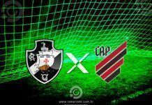 Vasco x Athletico-PR