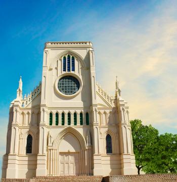 Igreja Nossa Senhora do Bom Despacho é ícone do marco religioso e histórico de Mato Grosso - CenárioMT