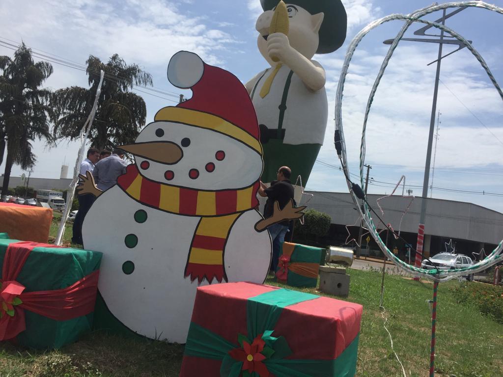 Prefeitura de Lucas do Rio Verde lança concurso de 'Ornamentação Natalina' com desconto no IPTU - CenárioMT