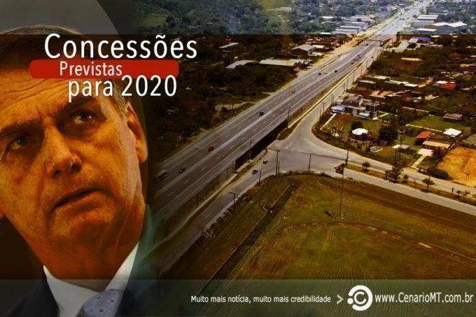 CONHEÇA OS LEILÕES DE CONCESSÕES PARA 2020; BR 163 MT/PARA BINOTTI,RETROSPECTIVA MOSTRA SEU COMPROMISSO DE GOVERNO EM LUCAS DO RIO VERDE.