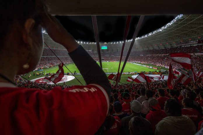 futebol estadio