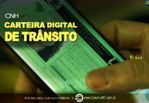 Carteira Digital de Trânsito