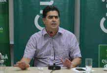 Emanuel Pinheiro prefeito de Cuiabá