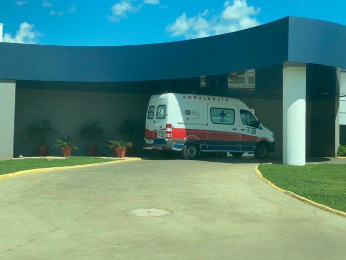 HOSPITAL SAO LUCAS - CENARIOMT