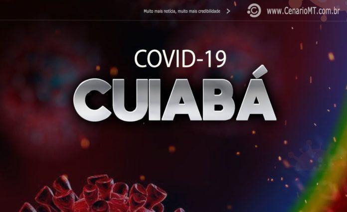 dados atualizados cuiaba coronavirus