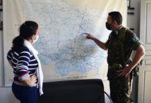 Operação contra o desmatamento em MT instala base em Sinop