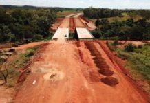 DNIT avança na construção de pontes dos novos contornos rodoviários da BR-163/364/MT