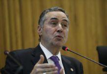 Ministro Luís Roberto Barroso - © Fernando Frazão/Agência Brasil