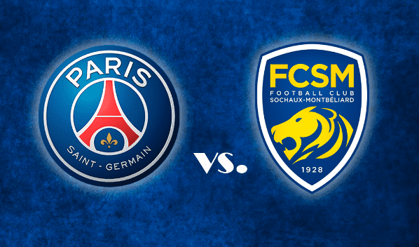 Onde assistir Paris Saint-Germain x Sochaux