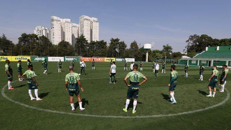 Jogo Do Palmeiras Ao Vivo Veja Onde Assistir Bragantino X