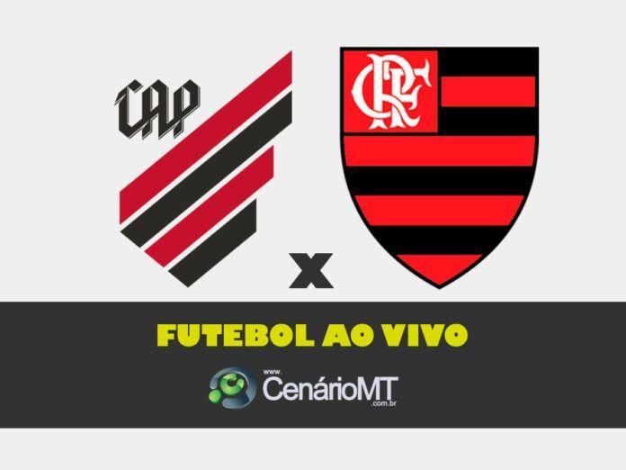 Futebol ao vivo: Athletico-PR x Flamengo ao vivo hoje