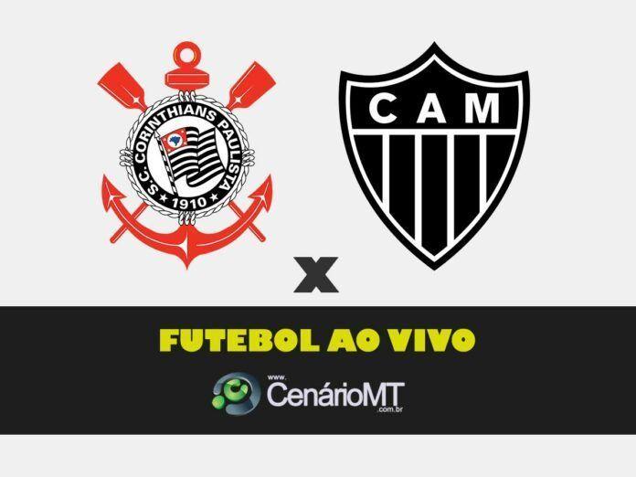 futebol ao vivo jogo do corinthians x atlético mg futmax futemax fut max fute max tv online internet hd