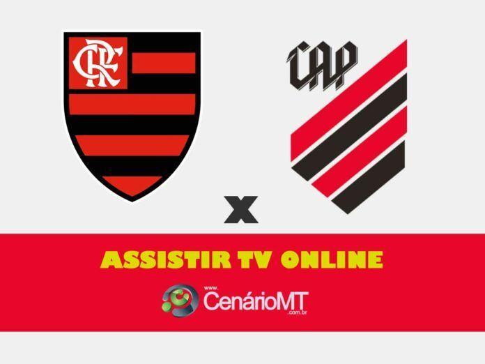 Futebol ai vivo: assistir jogo do Flamengo x Athlético-PR ao vivo