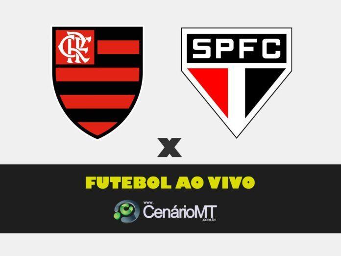 futebol ao vivo jogo do flamengo x sao paulo futmax futemax fut max fute max tv online internet hd