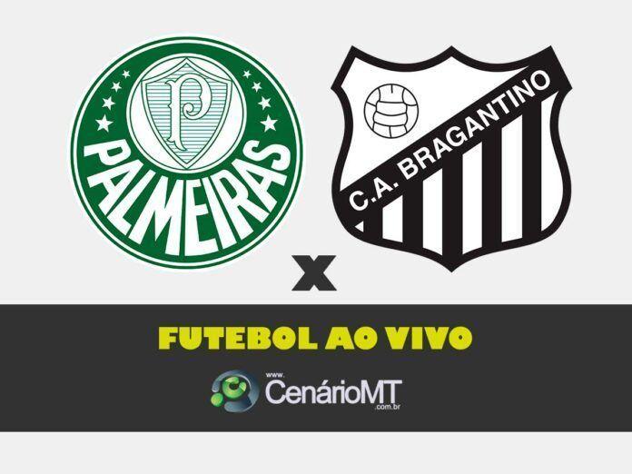 Assistir futebol ao vivo: Palmeiras x Bragantino-SP hoje