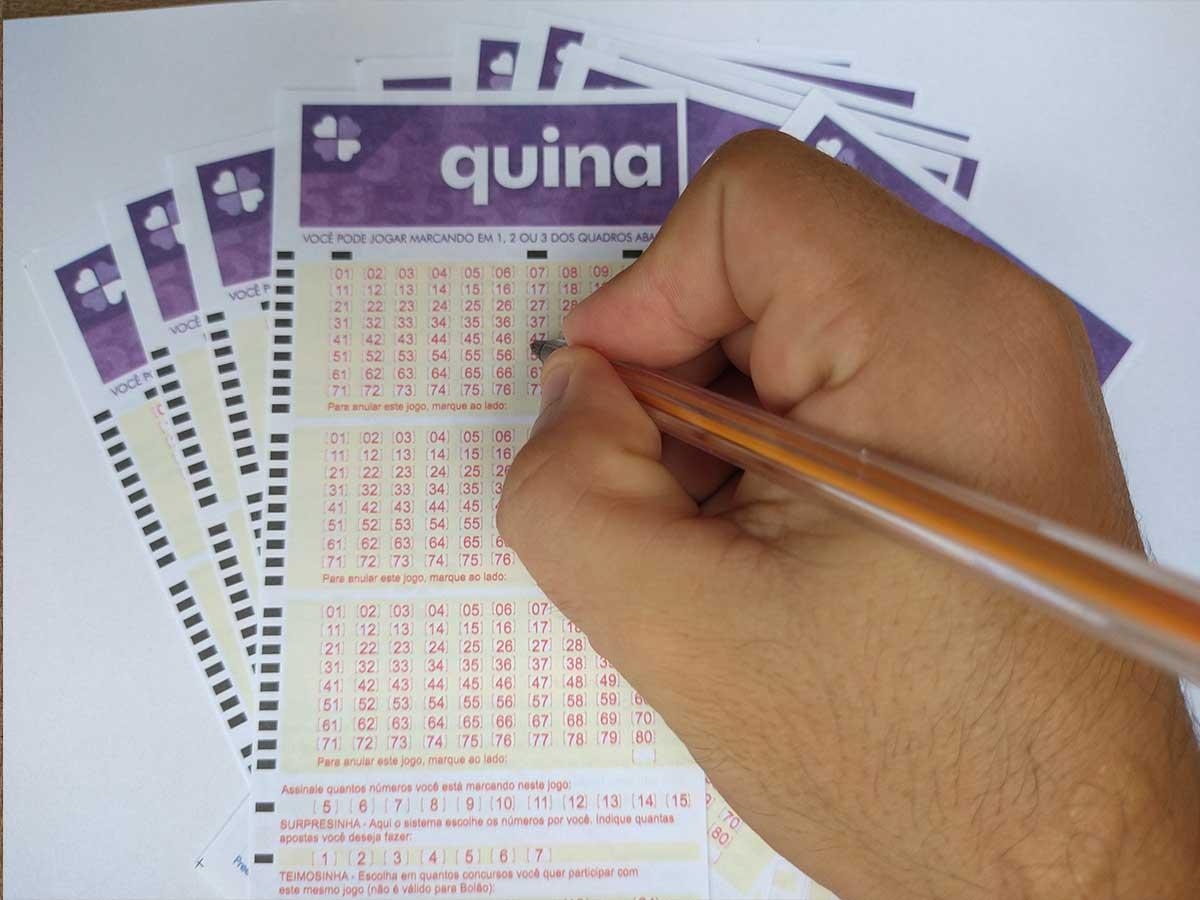 Loterias Caixa acaba de divulgar resultado da Quina 5443; confira agora
