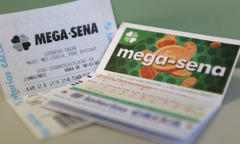 Sorteio da Mega-Sena hoje (4) será de R$ 46 milhões