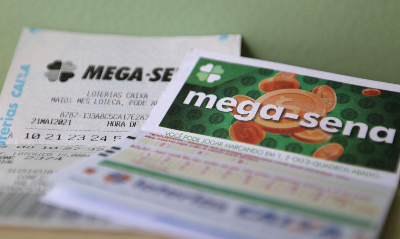 Mega-Sena sorteia hoje, quarta-feira prêmio de R$ 3 milhões